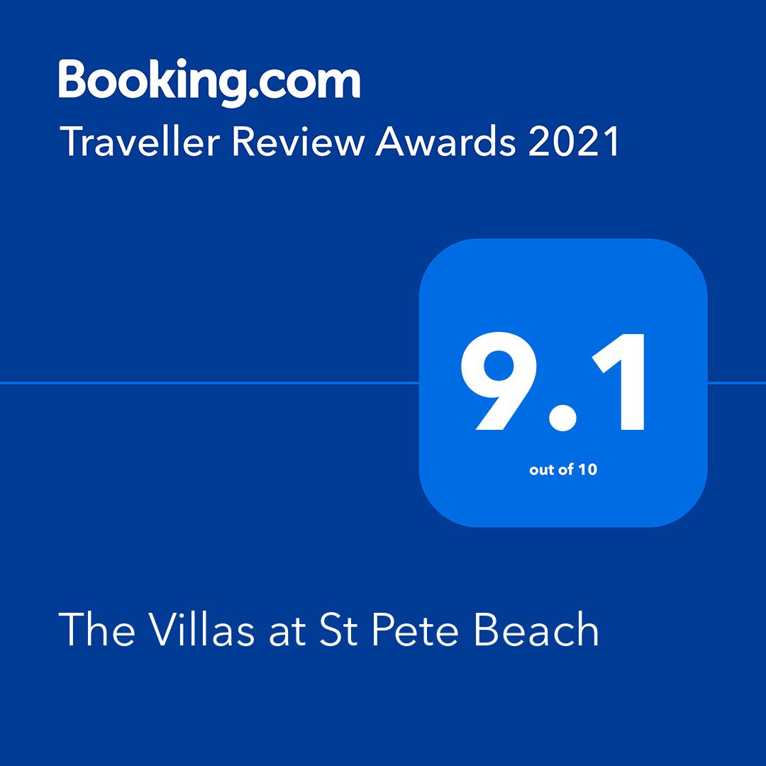 Traveller Review Awards