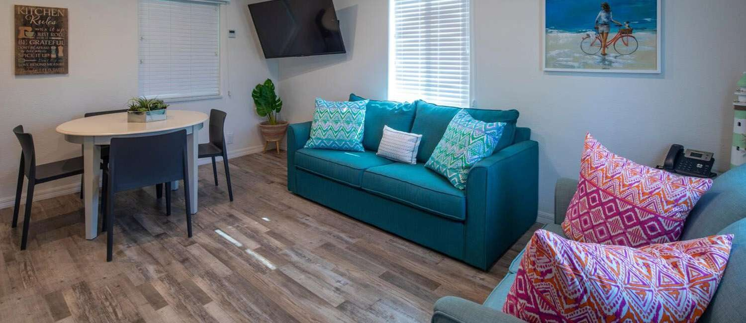 CHOOSE OUR SPACIOUS  ACCOMMODATIONS <br> WITH THOUGHTFUL AMENITIES