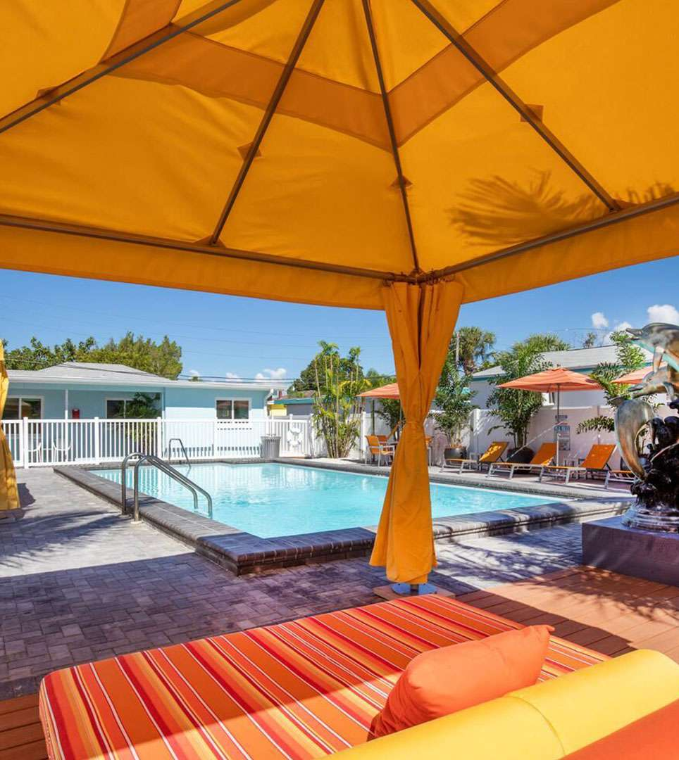 TAKE A LOOK AT THE SPECTACULAR VILLAS, AND AMENITIES <br> AT THE VILLAS AT ST. PETE BEACH