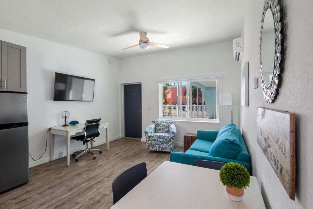 Villa 1 Bedroom King Suite