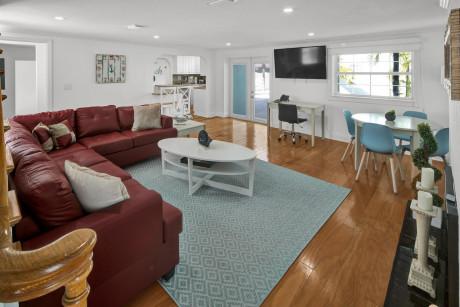 Beach Haven Living Room