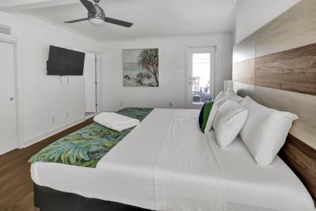 Beach Haven Master Bedroom