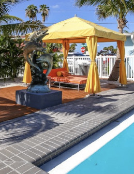 Welcome To Villa At St Pete Beach - Pool