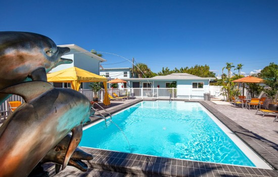 Welcome To Villa At St Pete Beach - Take In The Florida Sun